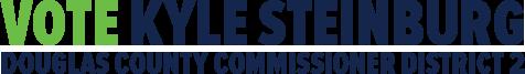 Vote Kyle Steinburg – Douglas County Commissioner District 2